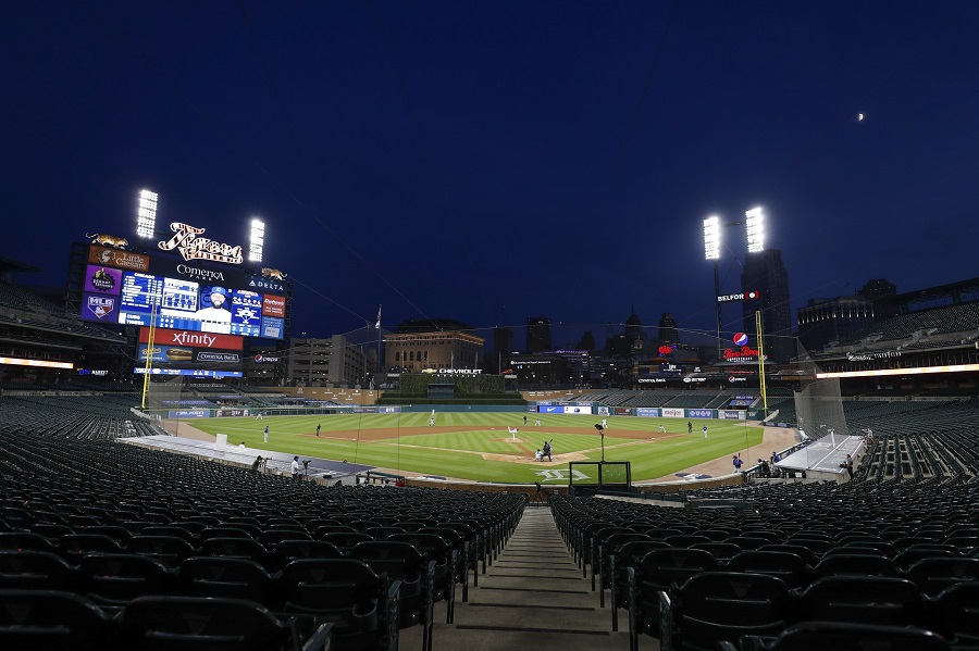 Tigers, Twins have doubleheader postponed because of weather
