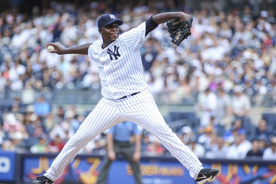 Twins sign RHP Pineda to 2-year, $10 million deal