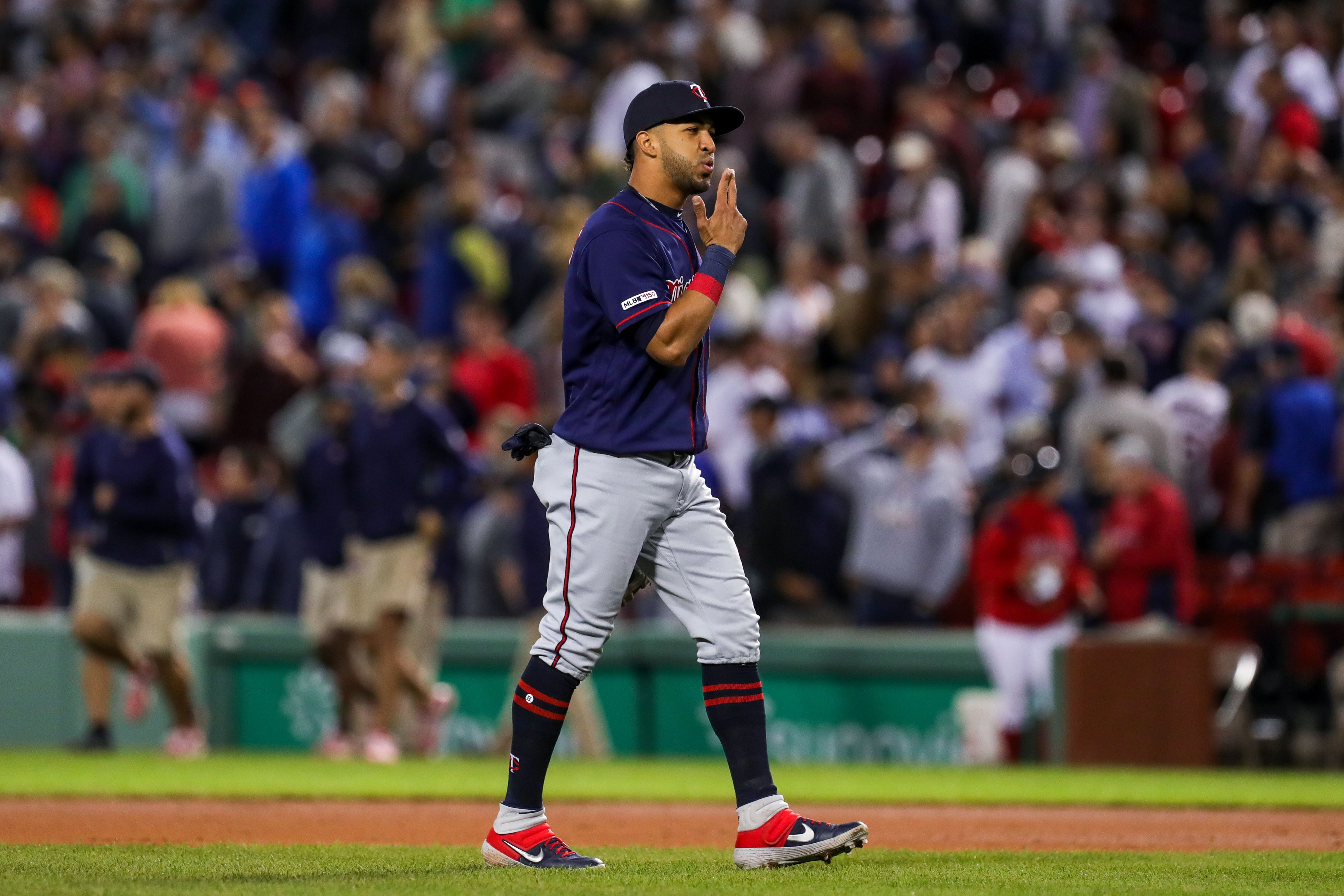 purchase cheap half price the latest Eddie Rosario Continued to Trend Downward in 2019 - Minnesota ...