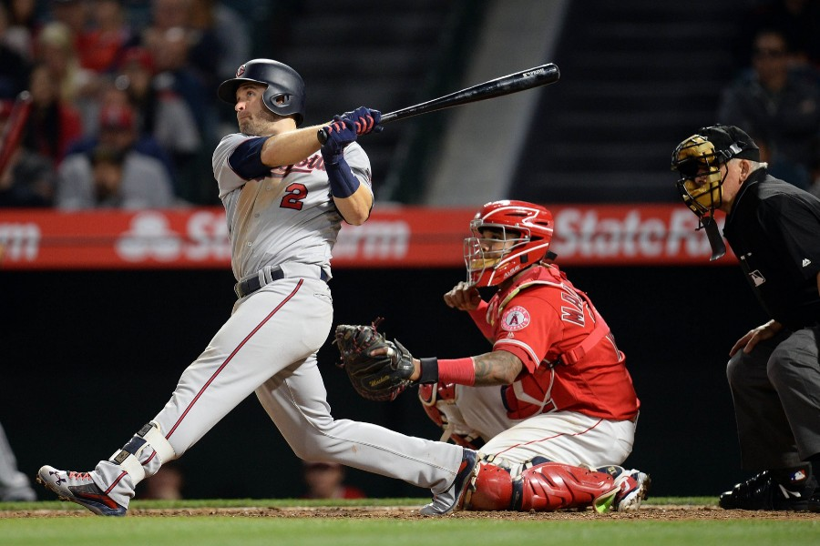 Friday's Twins-Angels game recap