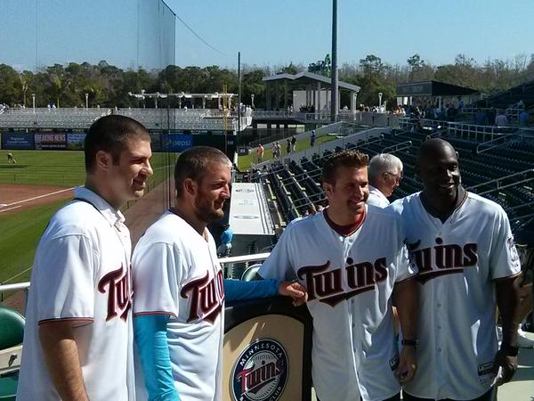 Who is the Twins Most Marketable Player?