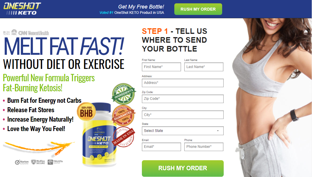 One Shot Keto : Benefit Reads, Reviews, Best Offers, Price & Buy ?