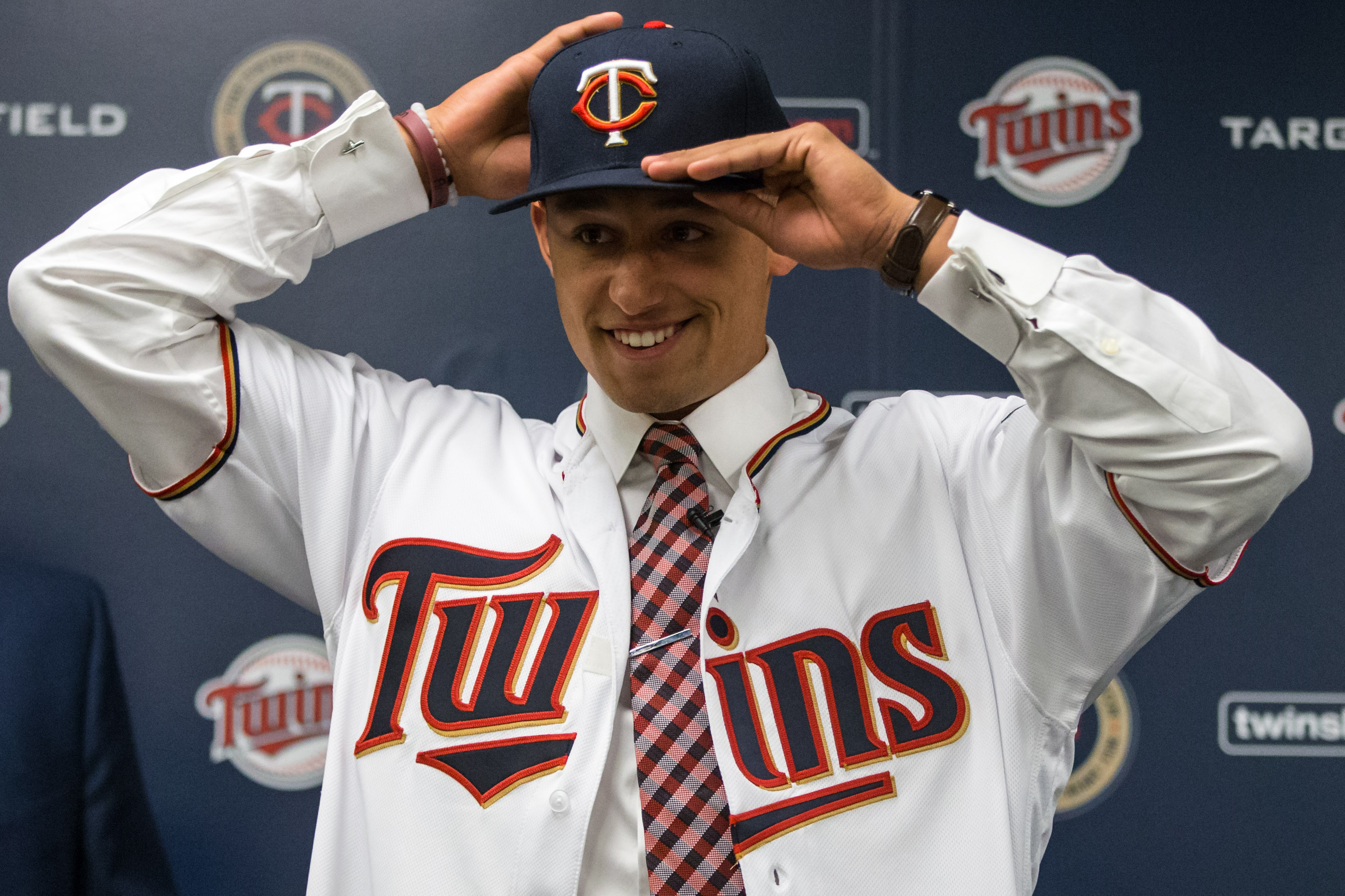 Twins Top 10 Prospects (5-1)