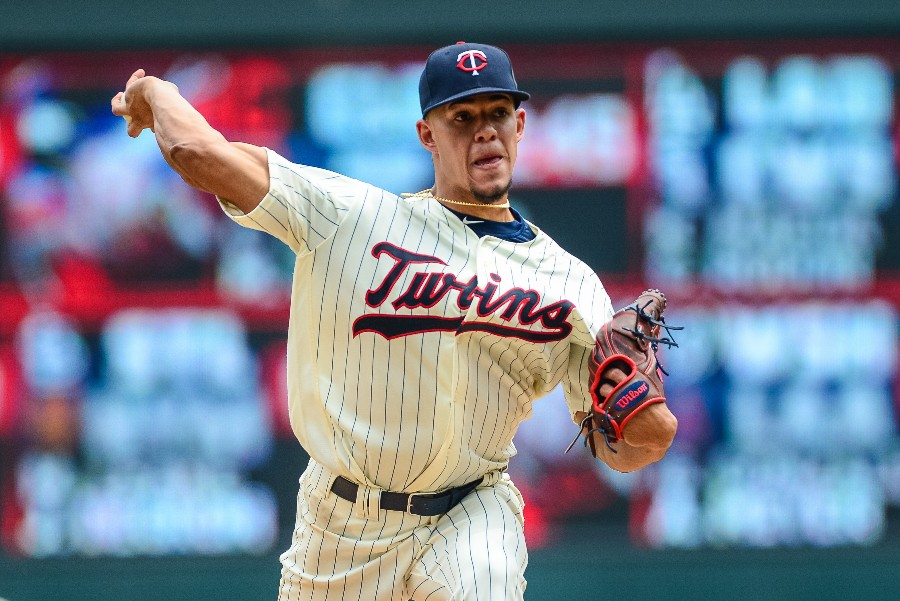 Your team - the Twins Pitching.  Good enough?