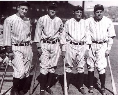 Comparing the 1927 Yankees Lineup to the 2020 Twins