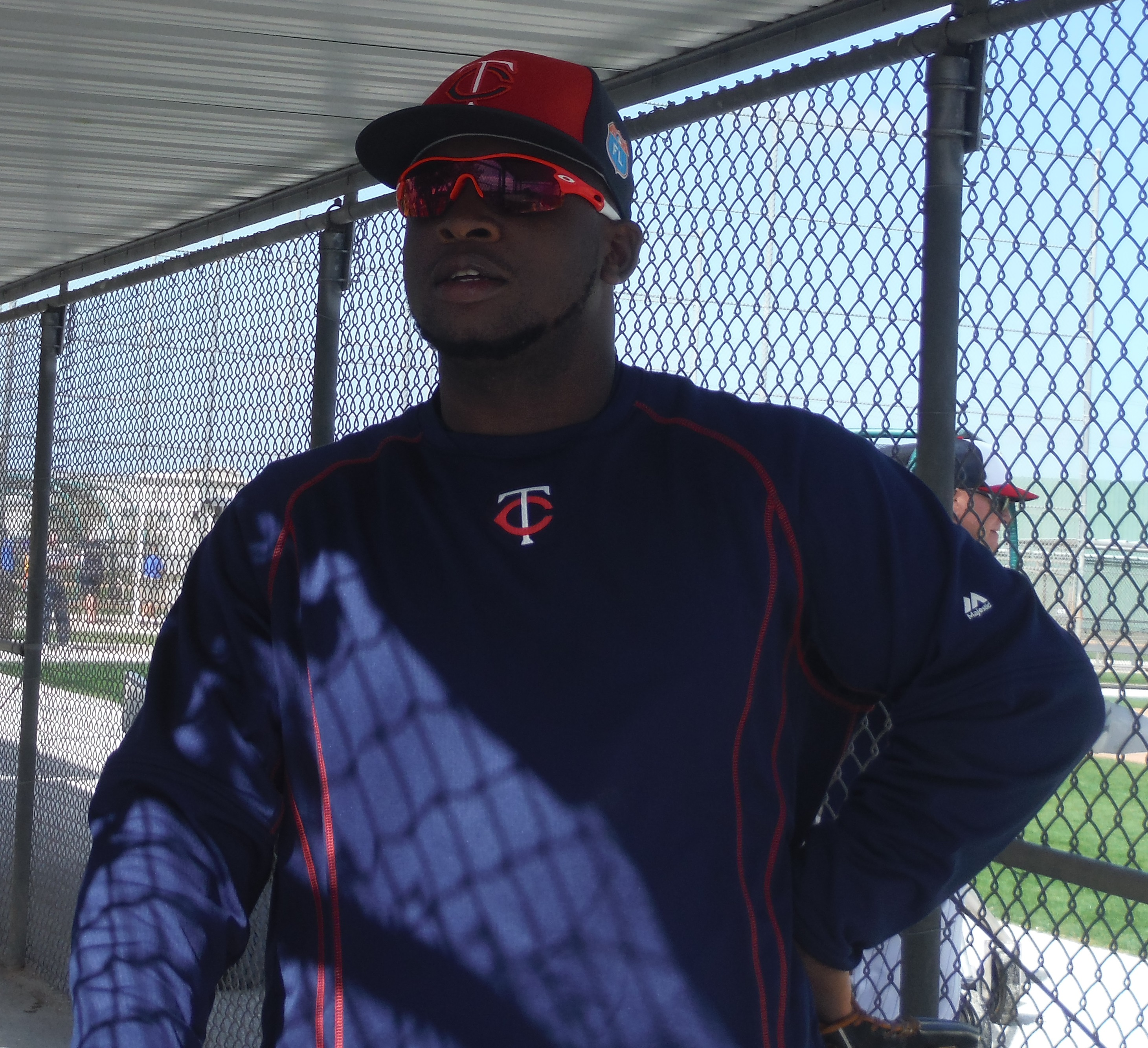 Through the Fence: A Sano Day 2/19/16