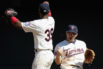 Handing Out Twins End of Season Awards