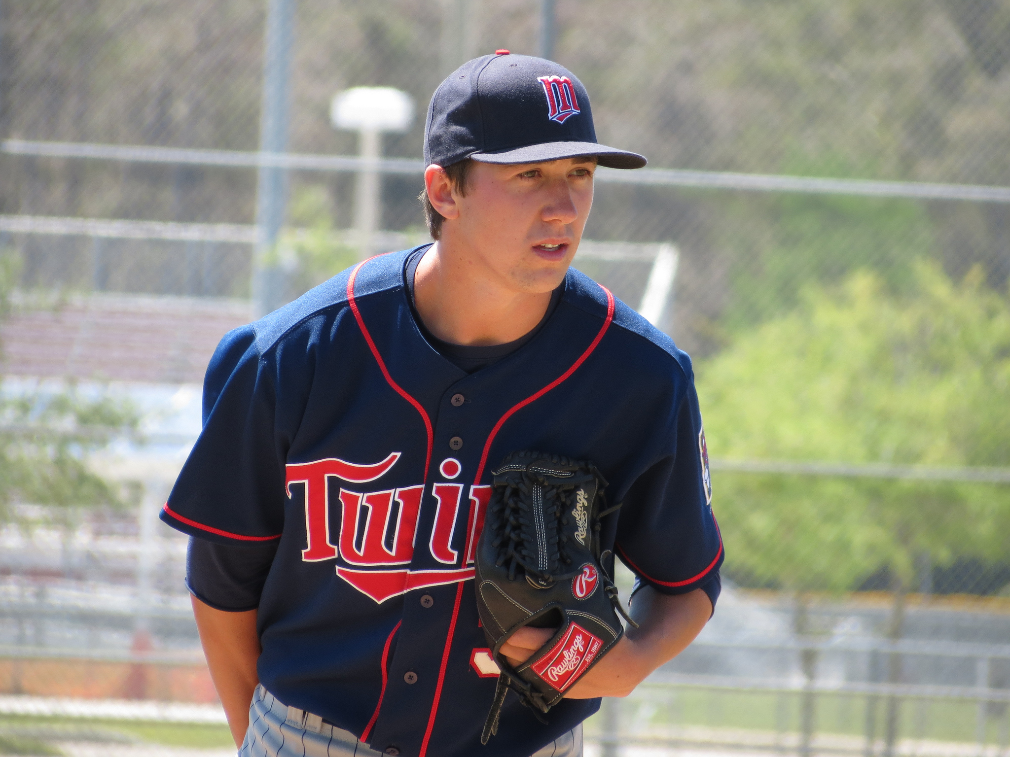 Twins Minor League Report (8/21):  Sam Gibbons says Hello!