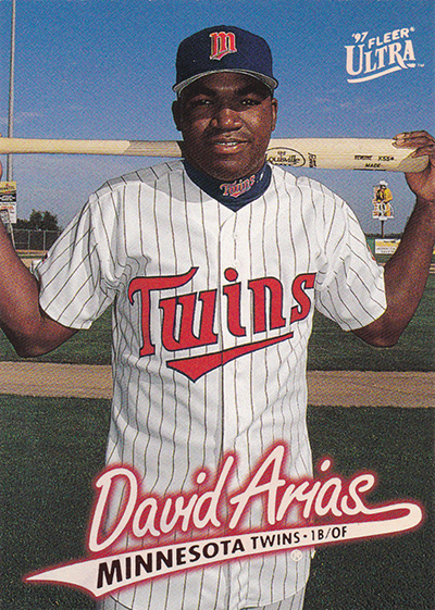 The Best DH in Twins history