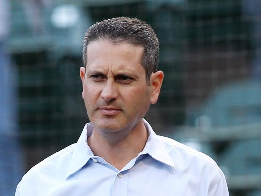 Thad Levine as New Twins GM Now Official