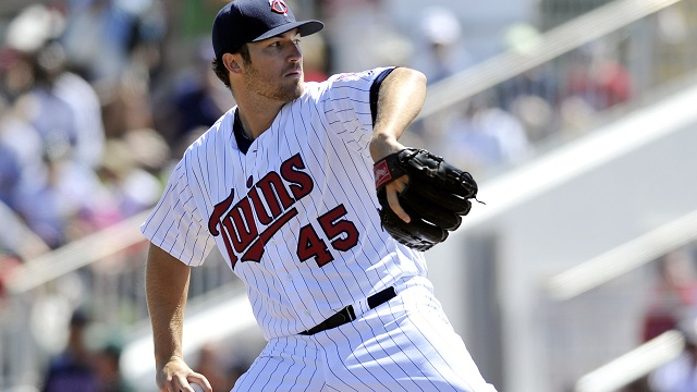 Minnesota Twins Extend Affordable Ace Phil Hughes