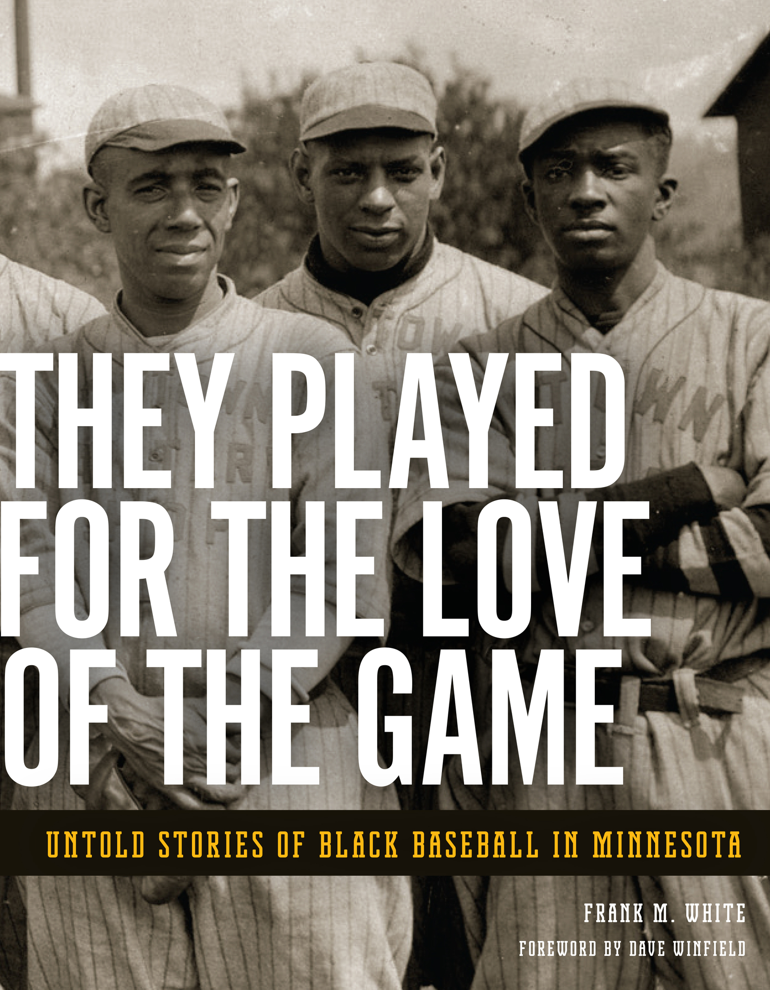 They Played for the Love of the Game - a book review