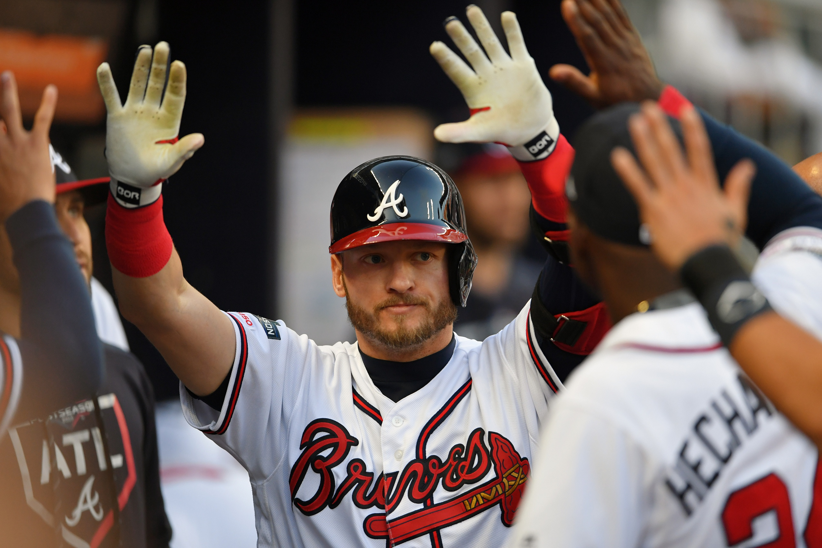 Josh Donaldson on the move in Major League Baseball free agency