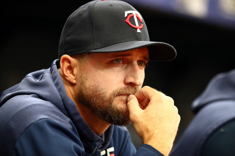 Twins Manager Rocco Baldelli Named AL Manager of the Year