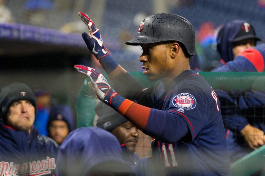 Twins Drop Series Finale to Phillies