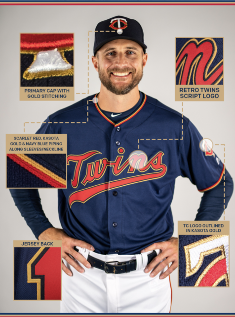 8863ed1ba4d Comprehensive Ranking of Every Twins Jersey - Minnesota Twins ...