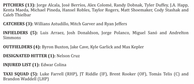 Attached Image: openingdayroster.png