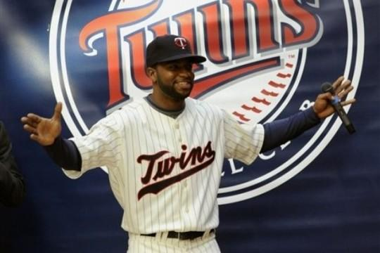 Attached Image: Denard Span Twins.jpg