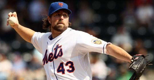 Attached Image: R+Dickey+New+York+Mets.jpg