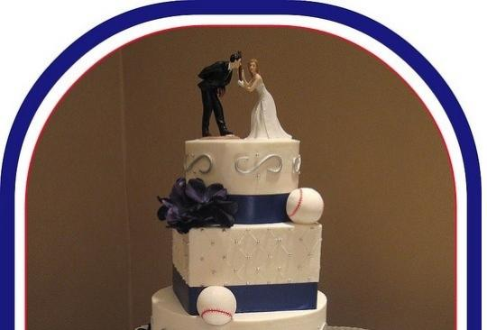 Attached Image: Wedding_Cake_Baseball.jpg