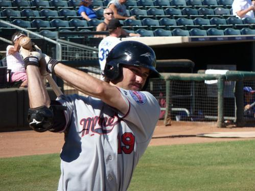 Attached Image: Nate Roberts AFL swing.jpg