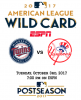 One Game In New York - Twins vs Yankees - 2017 AL Wild Card Game