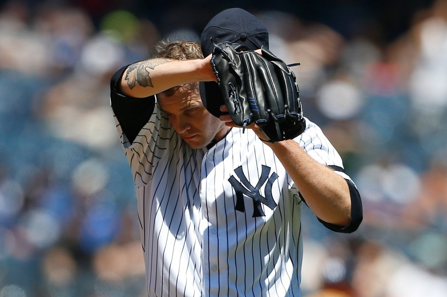 Yankees Weaknesses: Pitching - Articles - Articles - Articles ...