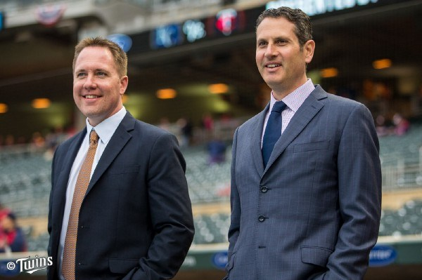 Maybe it isn't Molitor - take a look at our new Front Office