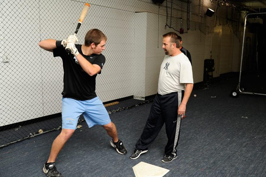 Hitting coaches