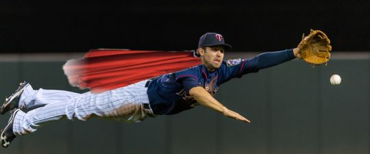 #5 Brian Dozier: Ask Mr. Molitor if I can Wear a Cape for One Game