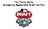 The Twins Takes - Minnesota Twins MLB Draft History